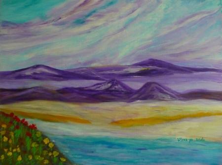 הגבעות הסגולות 2