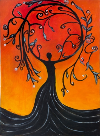 אלת עץ הריקוד