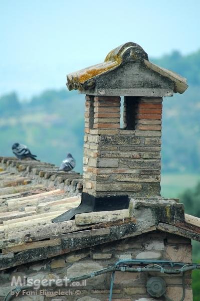 גגות טוסקנה 2