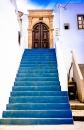 מדרגות כחולות