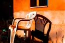 כיסא בשמש