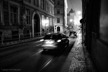 לילה בעיר