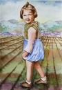 ילדה מהעמק