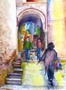 רחוב במזרח ירושלים