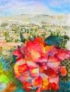 פרח רב צבעים