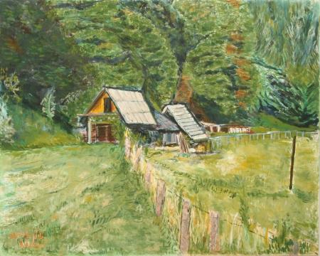 בקתות בסלובניה