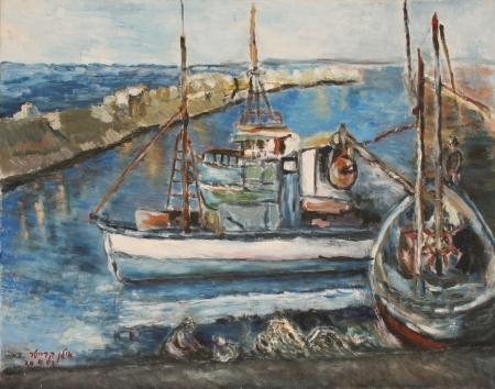 סירות בנמל