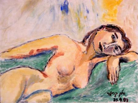 אישה בעירום 1997
