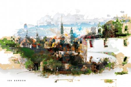 המגדלים של פראג