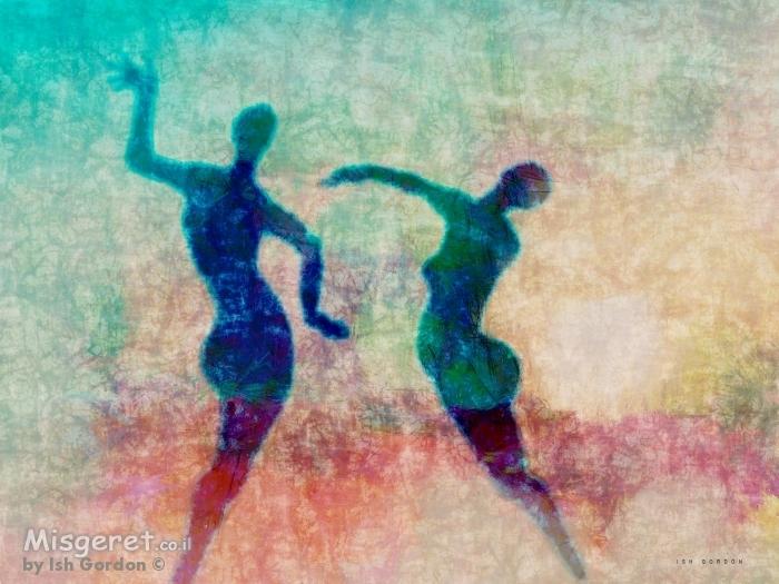 ריקוד זוגי | איש גורדון | מק''ט 279479