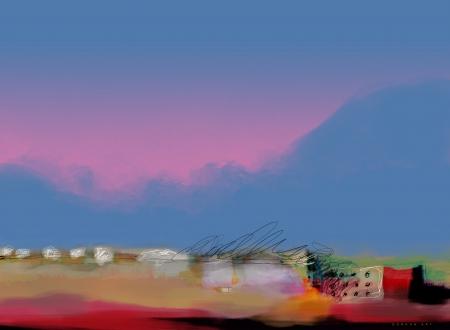 ההר שצמח בין לילה