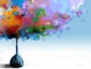 העציץ שחלם להיות עץ פורח