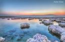 זריחה בים המלח