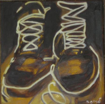 נעליים זרוקות