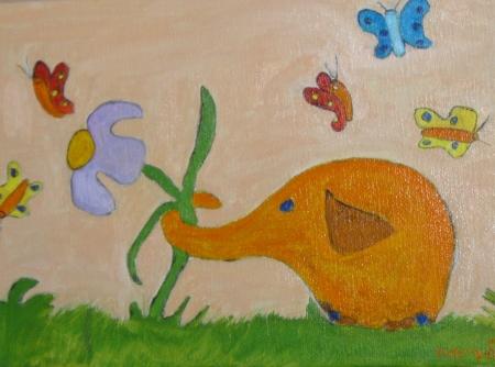 פיל פילון שמח