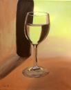 בקבוק עם גביע