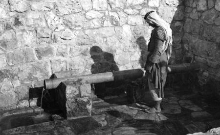 הצינור במעיין 1947 עלאר