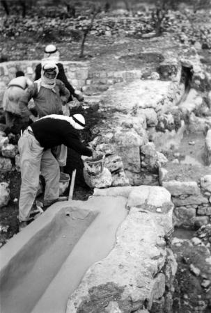 בונים שוקת 1947 - עלאר