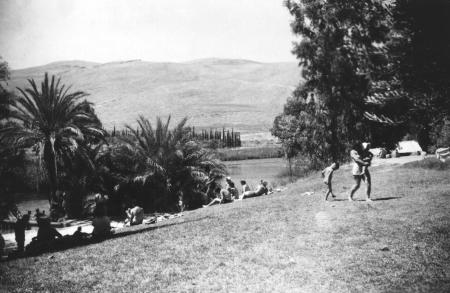 עין חרוד 1947 - הסחנה
