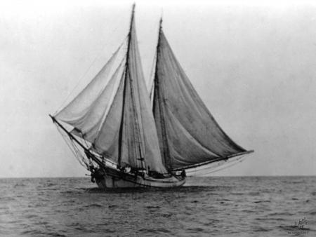 תל אביב 1939 סירת דו-מפרש