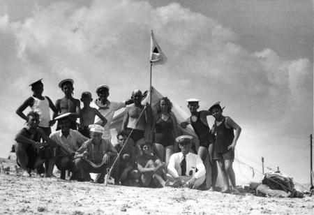 תל אביב 1939 קבוצת צופים