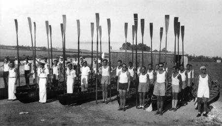 תל אביב 1939 מסדר משוטים