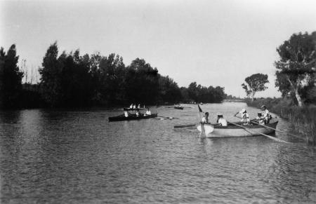 תל אביב 1939 צופים בירקון