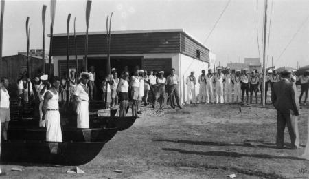 תל אביב 1939 מסדר צופים