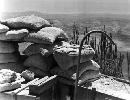 ירושלים 1938 עמדת שמירה