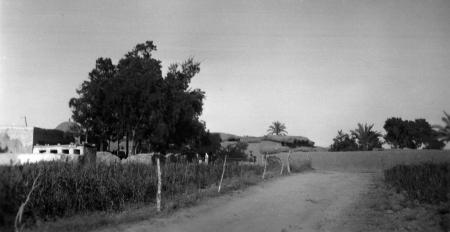 בית ג'ירג'ה 1940 ליד הבאר