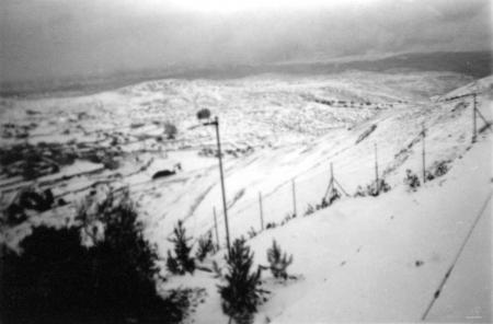 ירושלים 1942 מבט מזרחה