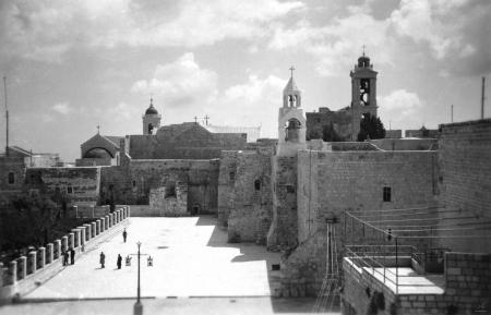 כנסיית המולד בבית לחם