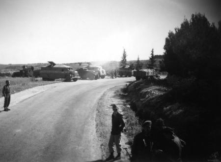 צומת נווה אילן 1948