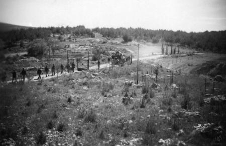 חוזרים מקרב ב«רדאר« 1948