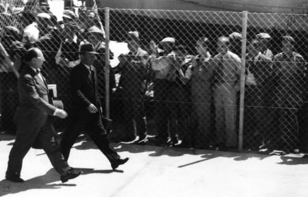 תל אביב 1937 הנציב העליון
