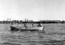 תל אביב 1939 משייטים בנמל