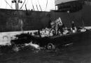 תל אביב 1937 אסדת מטען