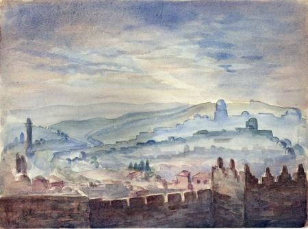 ירושלים של נחושת - 1943