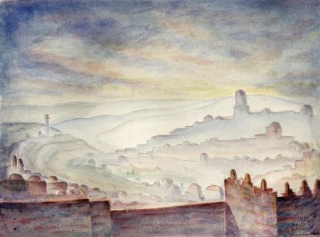 ירושלים של אור - 1943