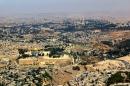 ירושלים מהאוויר