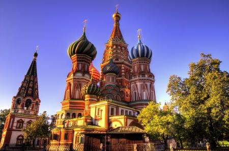 יום יפה במוסקבה