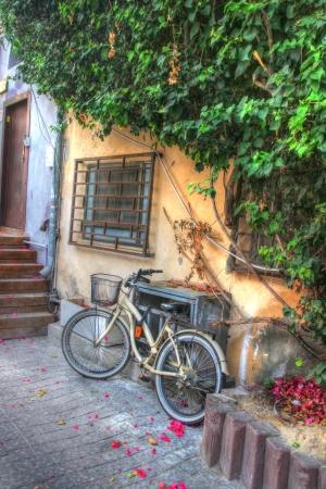 סמטה בתל אביב
