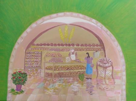 חלות לשבת בירושלים