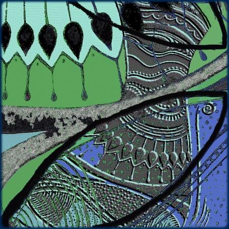 דג בכחול 1