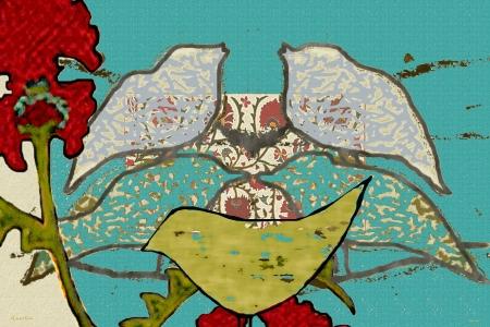 ציפורי גן עדן 3