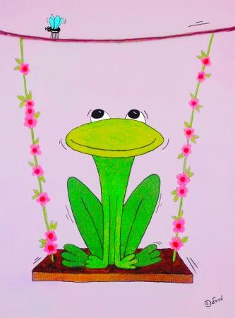 צפרדעדע