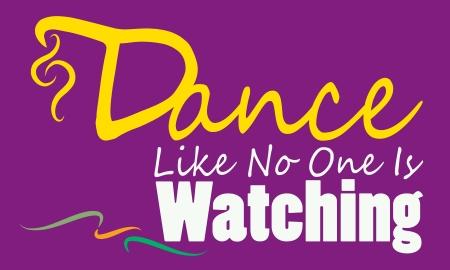 Dance linke no one