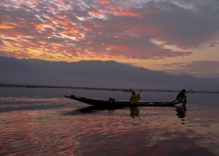 דייג עם שחר