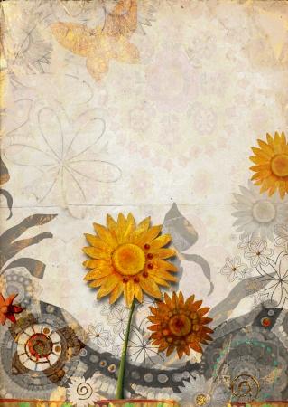 פרח חמניה זהוב
