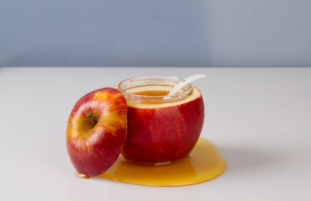 דבש בתפוח